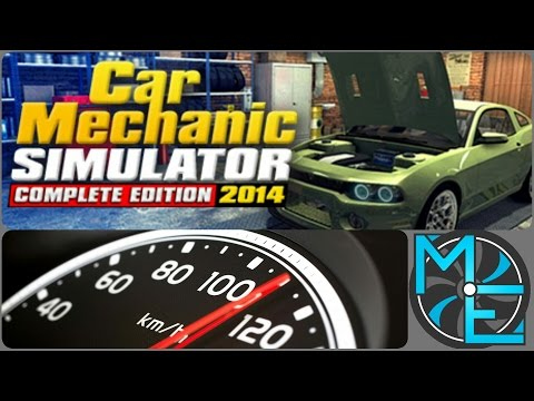 Car Mechanic 2014 - E01 - The Basics