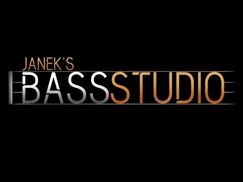 Janek's Bass Studio Beta Testing - Vlog #311 October 15th 2017