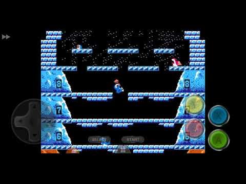 Ice Climber Mobile | Game Play | Android | Senorita
