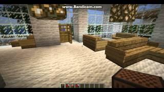 Minecraft ep.1 Hot House Design