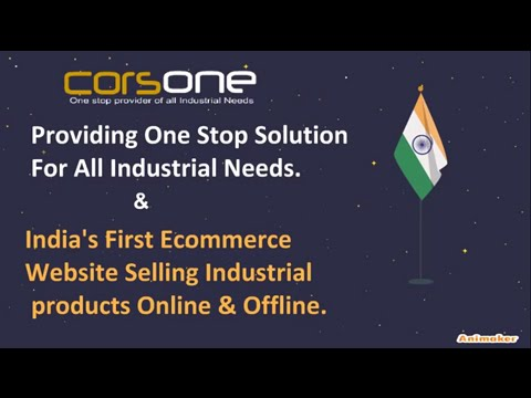Sell your industrial products with corsone