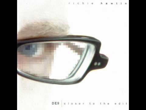 Richie Hawtin - DE9 | Closer To The Edit  (2001, full‐length)
