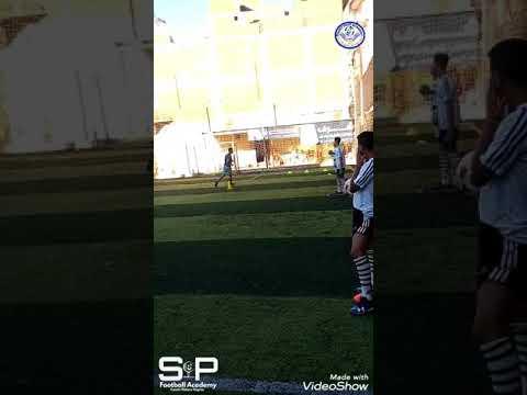 Short Pass Academy Coach/Hisham Hagras