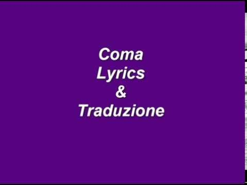 Black Tongue  Coma lyrics & traduzione