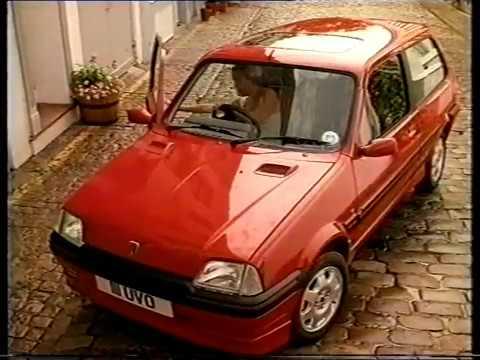 Anglia  15 Sep 1993  ads for KFC and Rover ft Natalie Roles