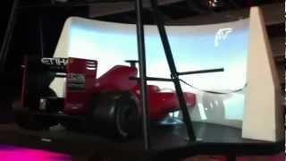 Ferrari F1 simulator Drive