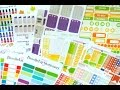 The Beginners Guide to Buying Planner Stickers On Etsy