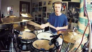 ELO - All Over The World - Drum Cover (4K)