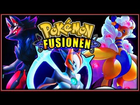 LUCARIO + ZOROARK ? Top 6 Pokémon Fusion