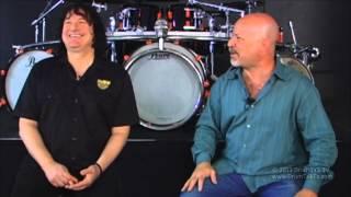 Chris DeLisa of Sabian in DTTV