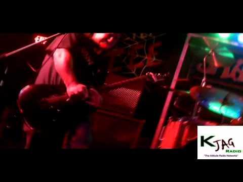 Shagnasty Performing LIVE Salina Kansas The Factory Music Outlet-Godzilla