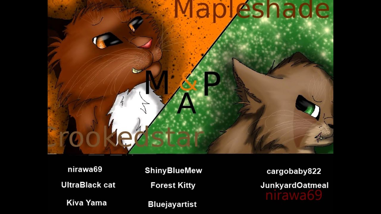 crookedstar and mapleshade map mother knows best part 1