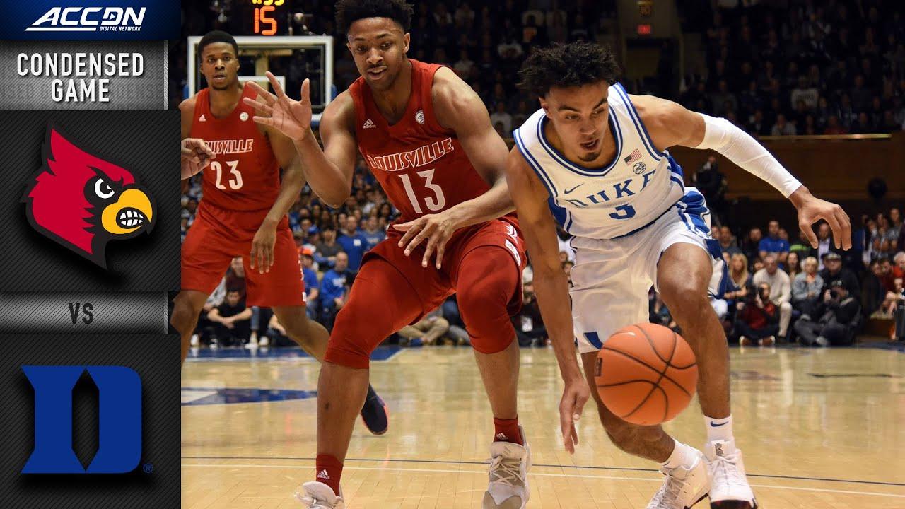Louisville vs. DukeCondensed Game | 2019-20 ACC Men's Basketball