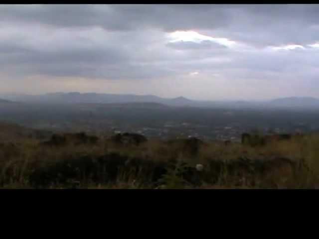 Satara From Hill