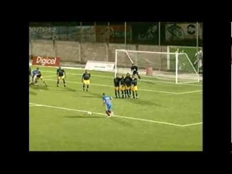 Aruba 2-2 Bonaire/2011 ABCS Cup Final