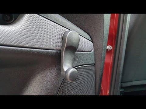 [PL/EN] Fiat Grande Punto - Wymiana podnośnika szyby tylnej