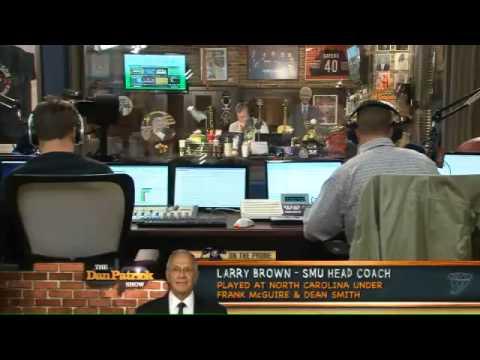 Larry Brown on The Dan Patrick Show 4.25.12