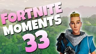 WHEN 99 STREAM SNIPERS ATTACK!! | Fortnite Daily Funny and WTF Moments Ep. 33