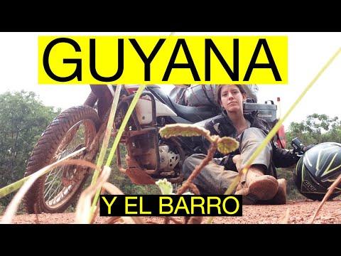 E1/V57/#5 El barro de Guyana y un nuevo amigo