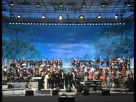 1995 Pavarotti and Michael Bolton - Nessun dorma