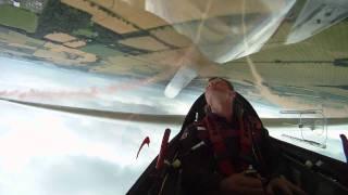 Swift Glider Aerobatics - East Fortune Airshow 2010