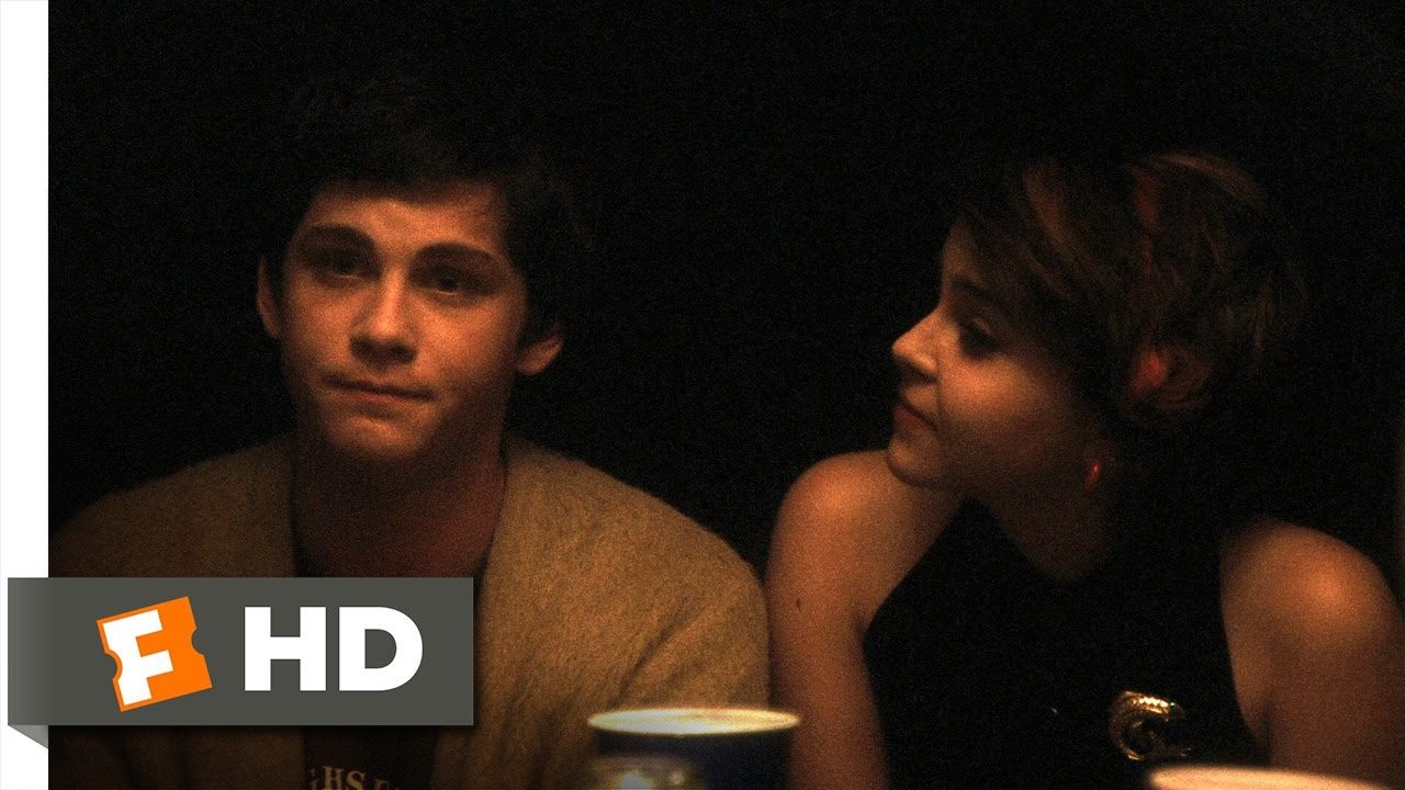 Download The Perks of Being a Wallflower (7/11) Movie CLIP - Truth or Dare (2012) HD