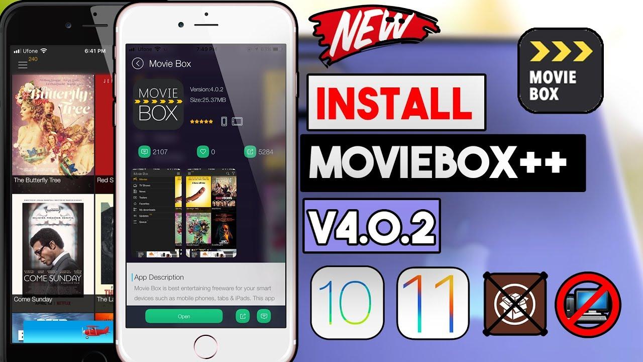 New Download Moviebox V402 Latest Free No Jailbreakcomp Ios