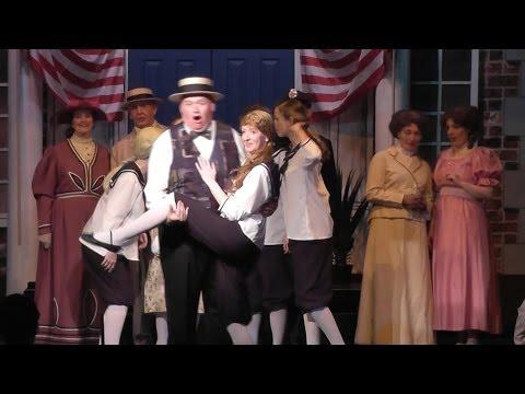 THE MUSIC MAN   Shipoopi (Jon Borthwick & Cast)