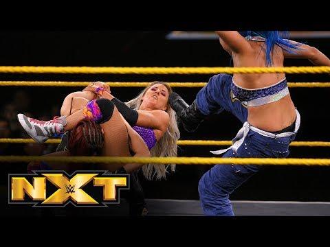 Bianca Belair vs. Io Shirai vs. Candice LeRae vs. Mia Yim: WWE NXT, Sept. 18, 2019