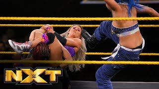 Bianca Belair vs. Io Shirai vs. Candice LeRae vs. Mia Yim: WWE NXT, Sept. 18, 2019