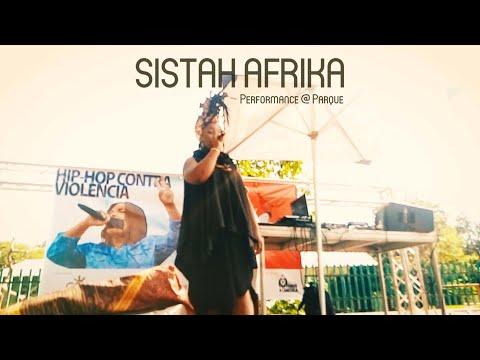Sistah Afrika - Performance @ Parque