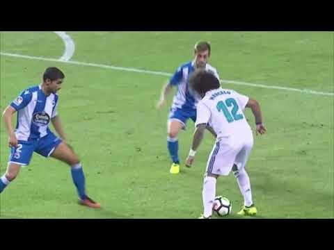 Real Madrid C.F. 3 - 0 Deportivo La Coruna HD | Credit to La Liga | Goals & Highlights |