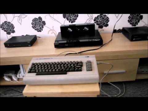 how to use a floppy drive emulator