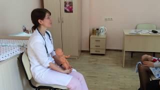 Кинезиотерапия (упражнения для развития ребёнка) от 0 до 6 месяцев