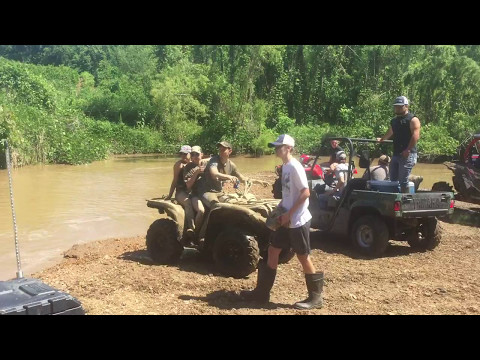 Sugar Creek Mud Bog 2017 RZR Highlifter CanAm