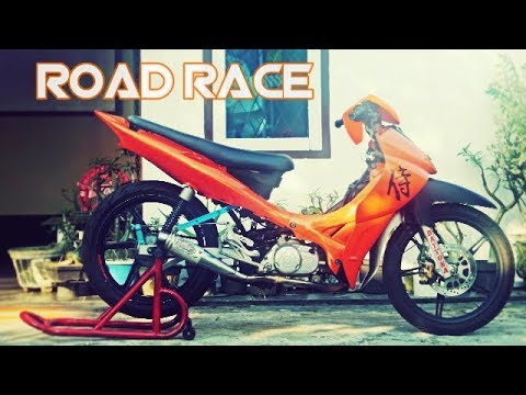 Modifikasi Yamaha Jupiter Z Cw Road Race Youtube