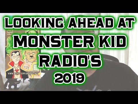 Monster Kid Radio®: January 2019