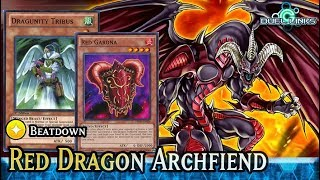 Red Dragon Archfiend Turbo!   Yu-Gi-Oh! Duel Links