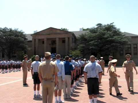 USMMA Indoc Class of 2015