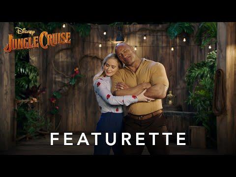 Cast Camaraderie | Disney's Jungle Cruise