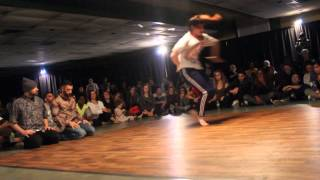 H2O 2013 Battle Yaman/Zig VS Mqueen/Tina