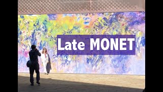 Exhibition Monet: The Late Years at the De Young Museum in San Francisco