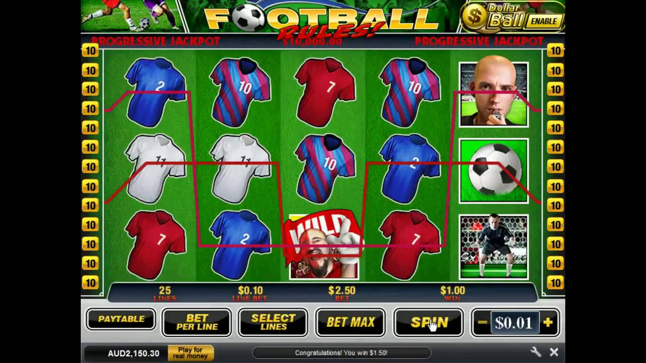 Spiele Football Rules - Video Slots Online