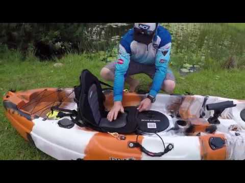 Dragon Pro Fisher Kayak - BCF