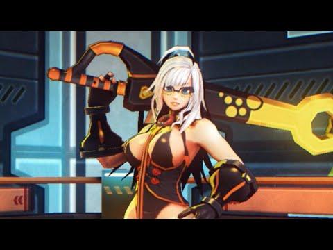 Обзор Smashing the Battle - блондинка и трубный ключ №5