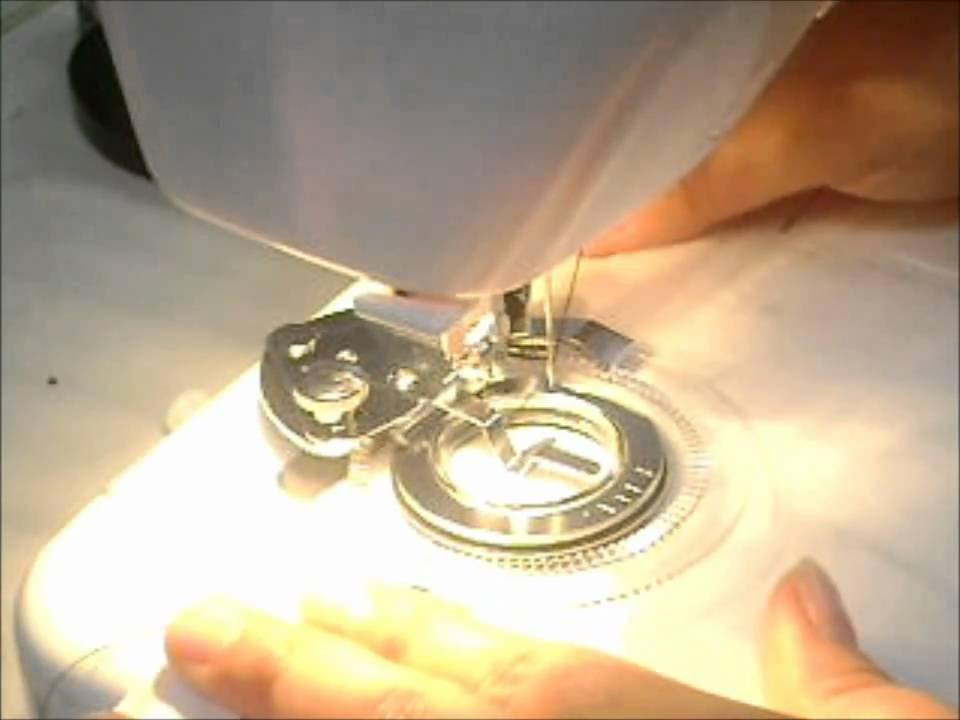 Accesorios de maquina de coser para ojillos o floresitas for Accesorios para toldos de balcon