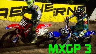 MXGP 3 PS4 Gameplay Deutsch - cruisen