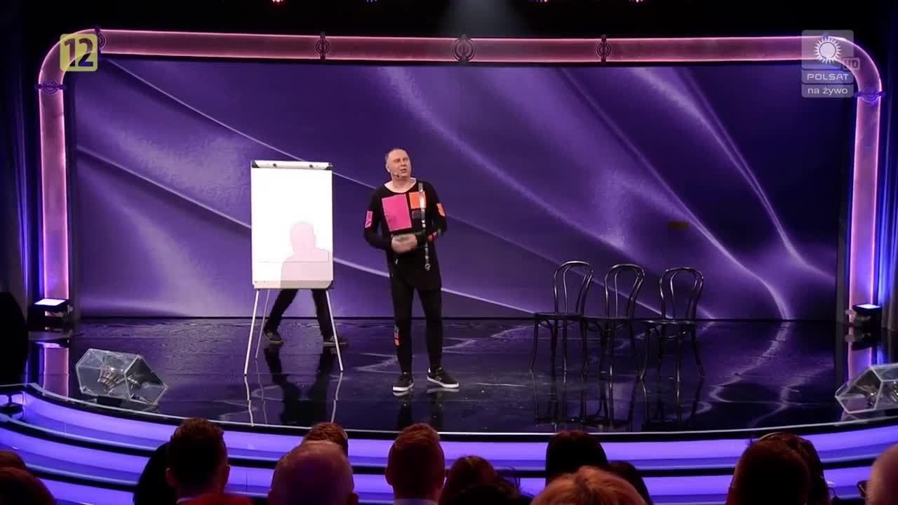 Kabaret na Żywo według Paranienormalnych: Łowcy.B - Dragon's Den