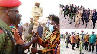 #BMGTV Mwenge wa Uhuru watua Mbogwe ukitokea Bukombe, Geita