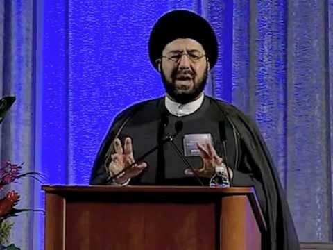 "Imam Syed Hassan al-Qazwini - ""Walking with God's Mercy"""